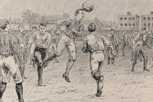 Futbolistas: Los Pioneros