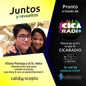 X+Z = Calidoscopio Life en CICA Radio