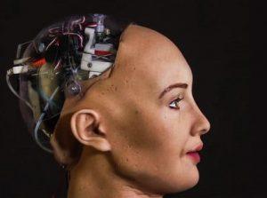 La Entrevista del año: Sofía, la robot humanoide
