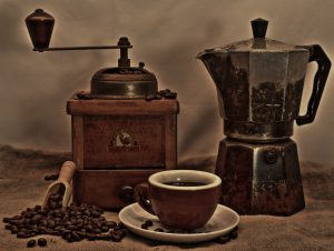 El Insólito Universo del Café