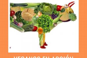 Veganos en acción… Con Ricky Blu