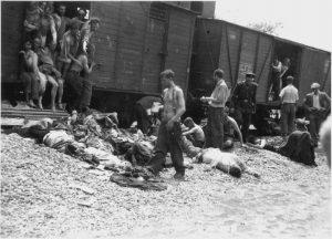 Un Vagón del Holocausto en Panamá – Parte I